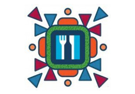 manchester food and drinks festival logo